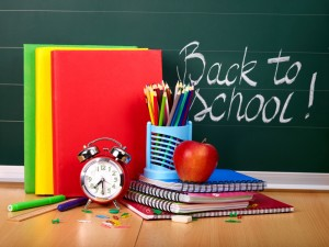 Study-amterial-back-to-school